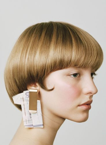 The Norwegian Designer Behind that 'Money Clip' Earring