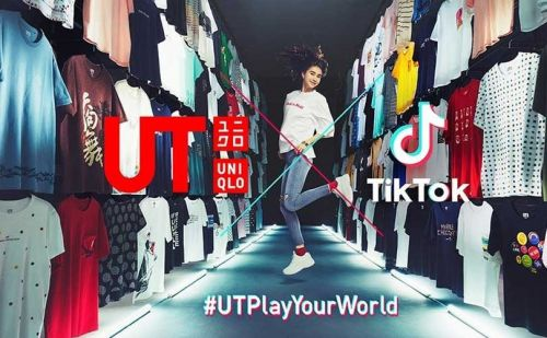 Uniqlo teams up with TikTok for user-generated social campaign