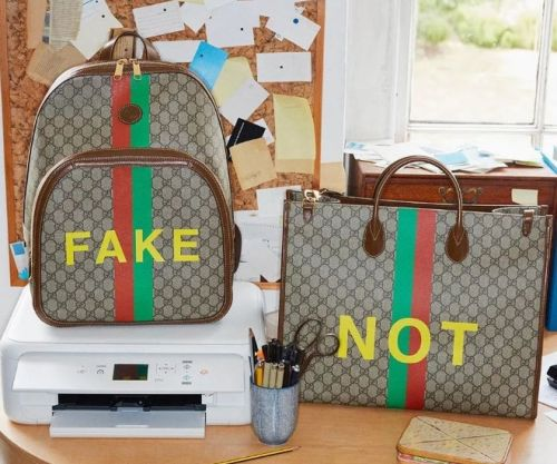 Gucci and Facebook Cooperate Against Counterfeiting