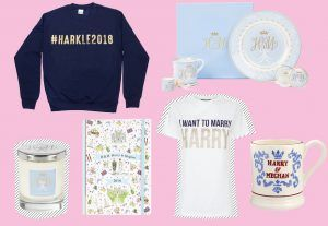 The Harry & Meghan Merchandise To Celebrate The Royal Wedding