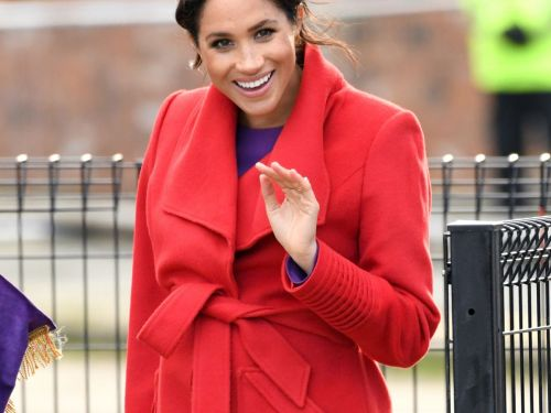 Meghan Markle Just Broke Her Biggest Beauty Rule - & It Looks Good
