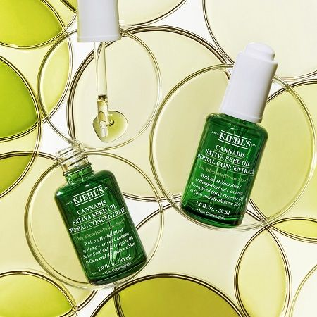 Kiehl's Herbal Treatment For Problem Skin, With Cannabis Sativa Seed Oil