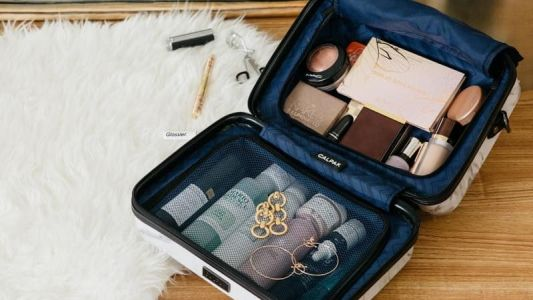 14 Makeup Bags to Keep Your Beauty Products Organized When You Travel