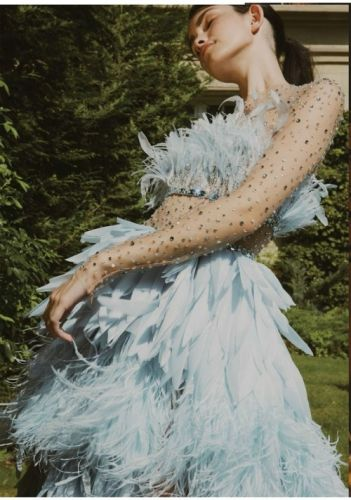 A magnificent Odyssey - GEORGES HOBEIKA Haute Couture