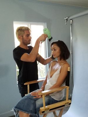 Interview: Behind-the-Scenes with Cara Santana and Joey Maalouf from the GLAM App