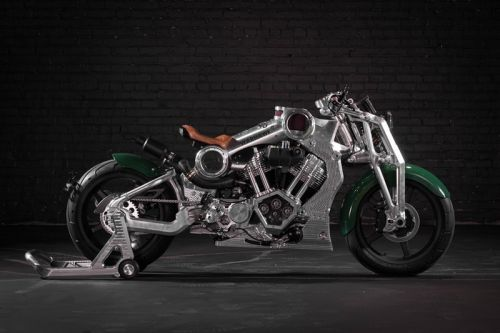 Curtiss Releases Its First New Motorcycle in Over 100 Years
