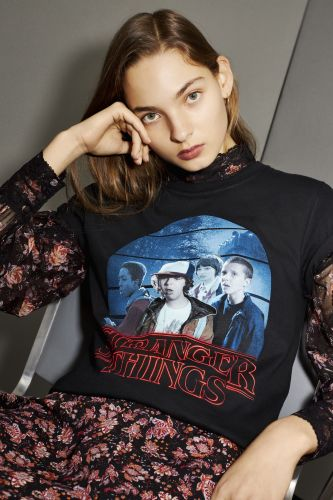 Topshop And Topman Team Up With Stranger Things For A Halloween Special