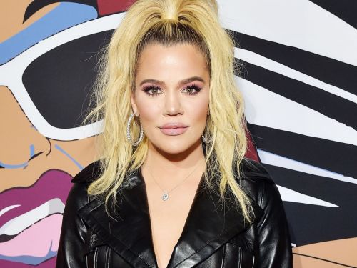 Khloé Kardashian & True Thompson Have A Daily Beauty Ritual That's So Cute