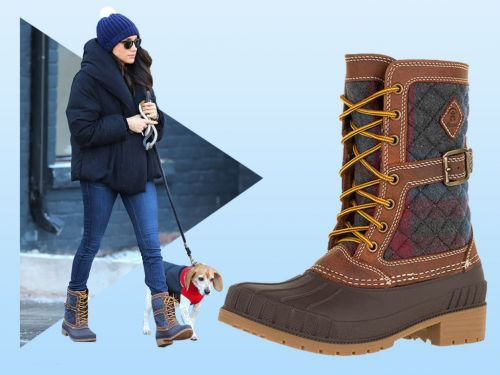 Meghan Markle's Favourite Winter Boots-And 9 More Pairs To Get The Look