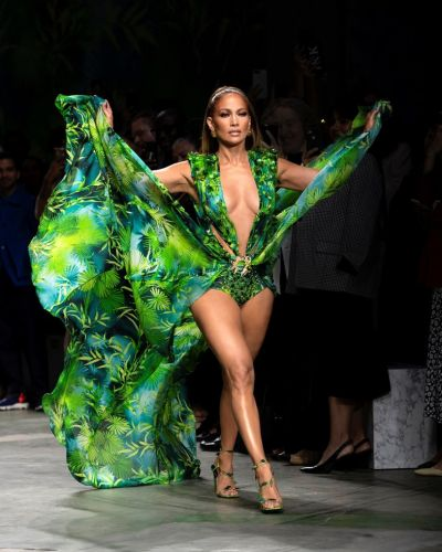 Alexander Fury: How JLo's Green Versace Dress Changed History