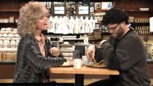 Charlize Theron's 'When Harry Met Sally' Orgasm Is The Climax Of Rom-Com Parody