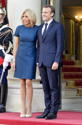 Brigitte Macron's Daughter Just Made a Rare Appearance With Her Mom