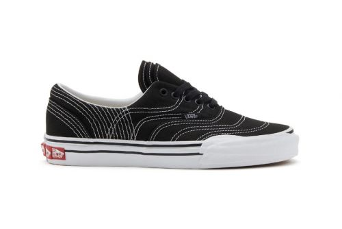Vans' ERA 3RA Receives Wavy Uppers Via Stitching