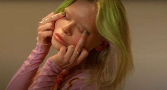 Watch Harley Weir's Hypnotic Short Film for Charlotte Knowles