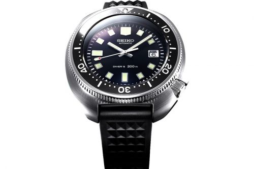 """Seiko Unveils an Update to the Iconic """"Captain Willard"""""""