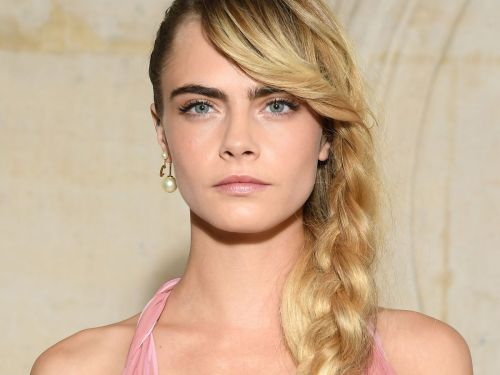 The Real Story Behind Cara Delevingne's Punk-Rock Armpit Hair