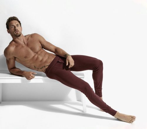 Christian Hogue is the New Face of Ron Dorff