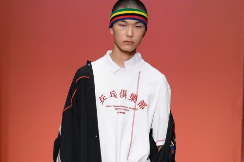 LI-NING Presents Ping-Pong Inspired Collection at Paris Fashion Week Men's 2020