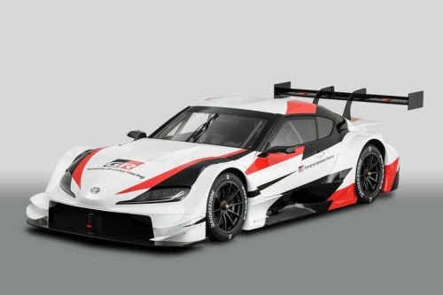 Toyota Reveals Supra Racing Concept for Super GT