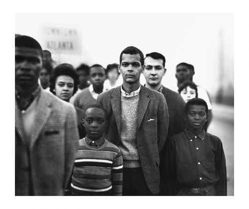 A New Exhibition Of Richard Avedon's Work Documents A Changing America
