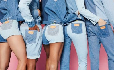 In Pictures: Wrangler debuts energetic, bold SS18 collections