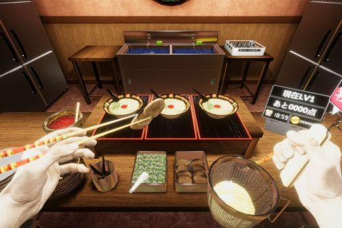 Ichiran's New VR Ramen Game Puts You on the Other Side of the Stall