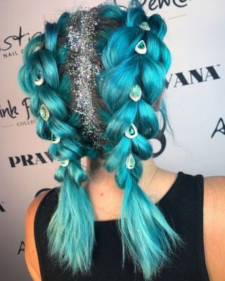 PRAVANA Brings Color Collective to Lollapalooza
