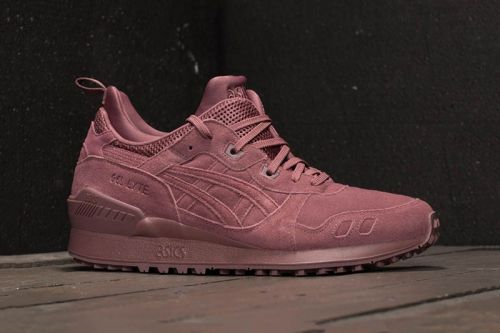 "ASICS Gives the GEL-LYTE an All-Over ""Rose Taupe"" Makeover"