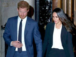 Meghan Markle And Prince Harry Face Anthrax Scare At Kensington Palace