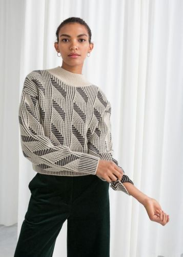 20 Vintage-Inspired Sweaters You Can Buy Right Now