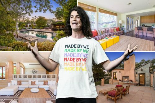 Ex-WeWork CEO Adam Neumann sells estate for $22.4M