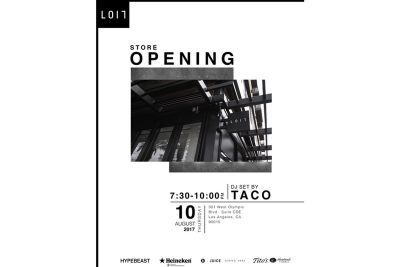Win a Chance to Become a VIP Guest at the LOIT LA Grand Opening