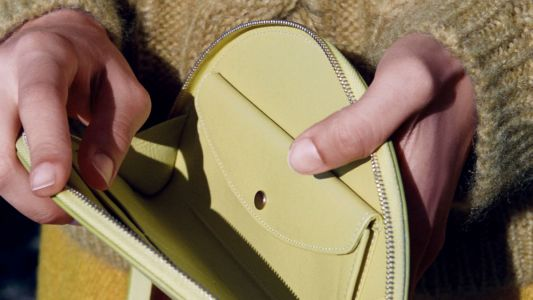 Mansur Gavriel Is Launching Its First Line of Wallets