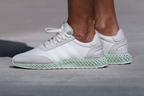 Adidas Iniki With FUTURECRAFT 4D Gets First On-Feet Look