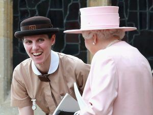 The Royal Nanny Had To Learn Some Very Specialised Skills Before Being Hired