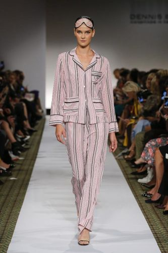 Dennis Basso Spring 2019: New York Fashion Week