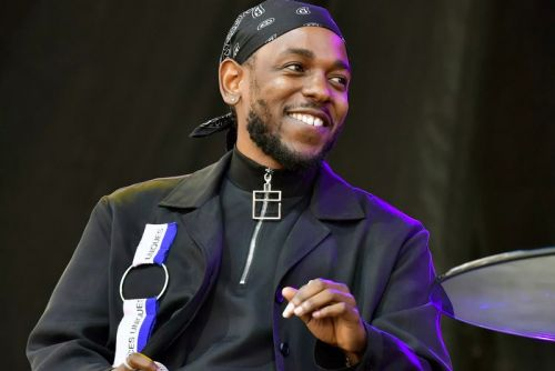 Kendrick Lamar Could Have Another 'Black Panther' Collab Coming