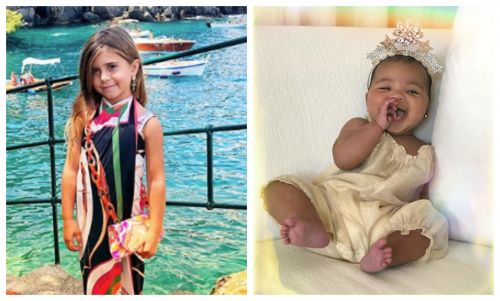 New BFF Alert?! Penelope Disick and Baby True Just Had the Sweetest Photoshoot and We're Obsessed