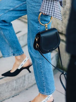 The Pretty Shoe Trend Fashion Girls Will Wear With Jeans This Fall