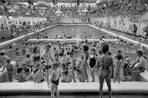 Unseen black and white photography from Martin Parr's early years
