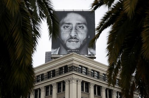 "Colin Kaepernick's ""Dream Crazy"" Nike Campaign Wins an Emmy"