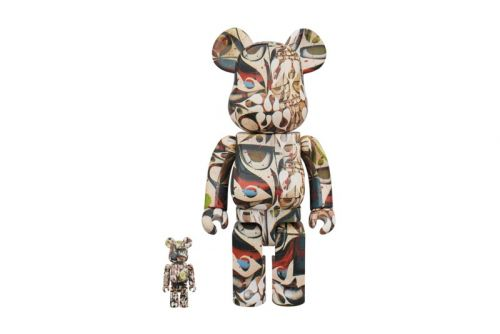 Phil Frost & Medicom Toy Collaborate for New BE RBRICKs