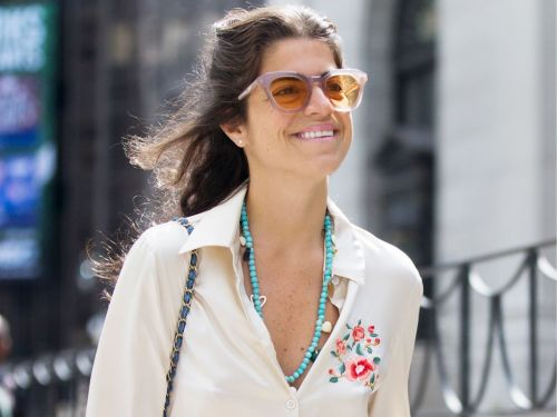 Leandra Medine Just Designed Sandals for Your Dream Italian Vacation