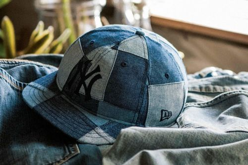 New Era Releases Japanese Exclusive Fall/Winter 2017 Patchwork Denim Collection