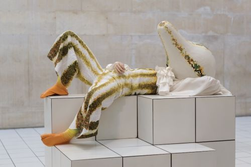 Loewe Collaborate With Turner Prize Winner Anthea Hamilton For Her New Installation At The Tate