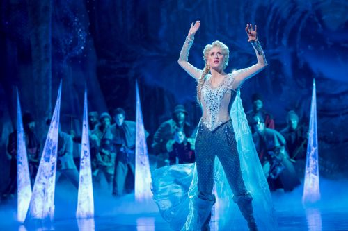 Broadway has robbed 'Frozen' of its heart and fun