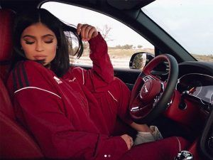 Kylie Jenner Reveals Who Her Baby Daughter Stormi Looks Like