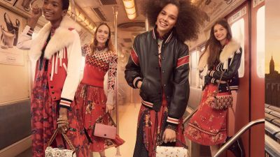 Coach's Fall 2017 Campaign Is a Nostalgia-Laced Love Letter to New York
