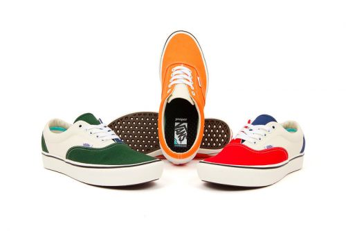 """Proper Links up With Vans for """"1 of 1"""" Comfycush LX Collection"""