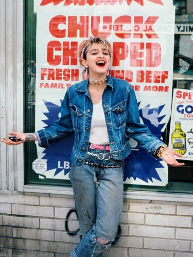 Candid photos of pre-fame Madonna in 80s New York